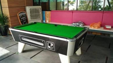 Used British Pool Table