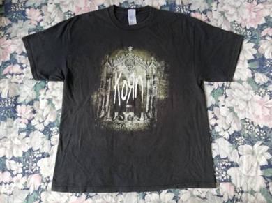 Baju Band Korn