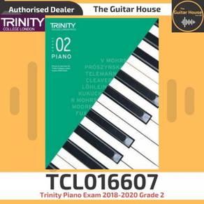 Trinity Piano Exam 2018-2020 Grade 2 TCL016607