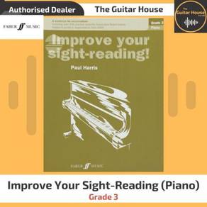 Faber Music Improve Your Sight-Reading Grd3 Piano