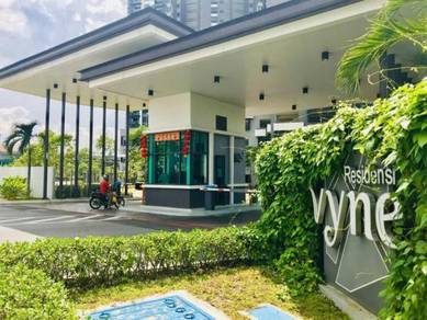 The Vyne at Sungai Besi, Below Market 66k