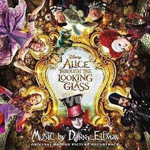 CD Soundtrack: Alice Through The Looking Glass Sou