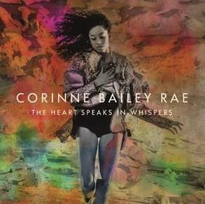 Cd corinne bailey rae: the heart speaks in