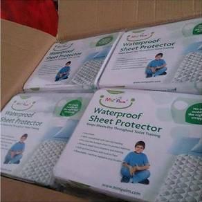 30'x34' Waterproof Bed Sheet Protector -PTRJYA