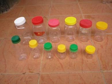 Plastic Bottle, Pet Bottle, Pill Box, Creamer Box