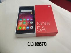 Xiaomi - note 5 A - 64gb - New