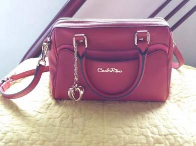 Handbag Carlo Rino Original (LV Coach Kate Spade)
