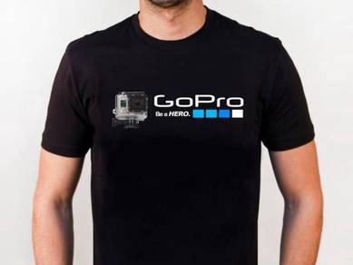 Tshirt Baju GoPro GP3 TSV Siap Pos Laju