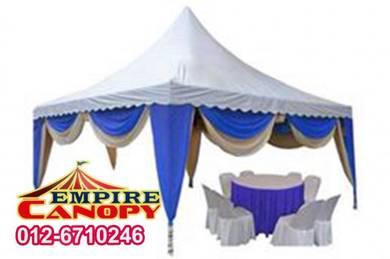 Sewa canopy - pakej : elite 1 arabian