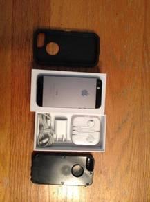 Complete iphone 5s 64gb ori myset baru