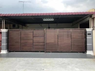 Kluang Taman Sri Jaya - Newly Renovated & Kitchen Extended