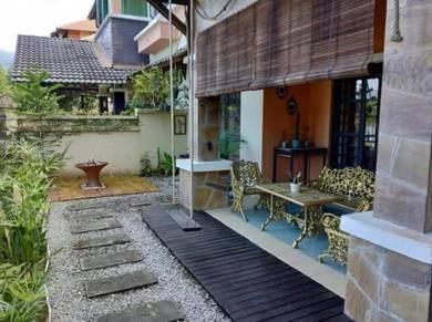 Double storey Semi D Avenca, Proton City, Tg Malim, Perak