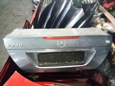 Mercedes Benz E240 W211 Rear Bonnet