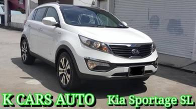 Used Kia Sportage for sale