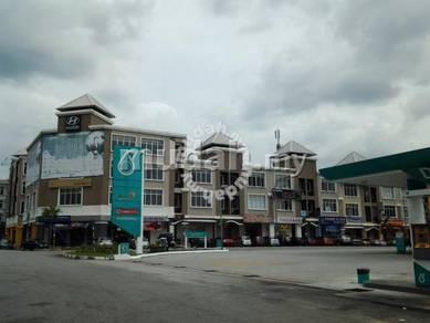 3 storey shop in jalan Reko Sentral, Kajang