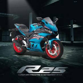 Model baru yamaha r-25 2021 offer-offer