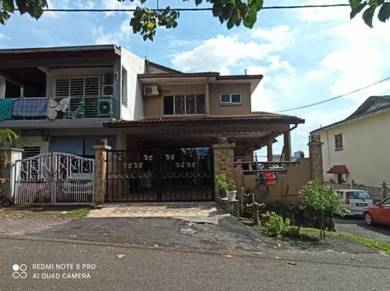 2 sty house at Cheras, Below Market 190k