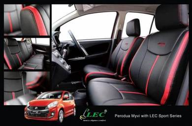 Myvi LEC seat cover sports series (ALL IN)