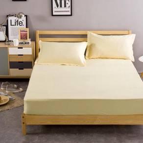 Plain Colour Bedsheet Set