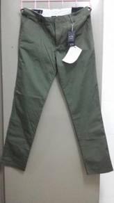 Armani exchange dark green sz 34