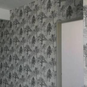 PASANG WALLPAPER ANDA l install wallpaper only