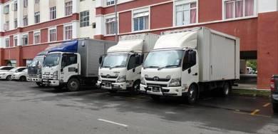 Lori lorry sewa pindah rumah angkat barang sabah