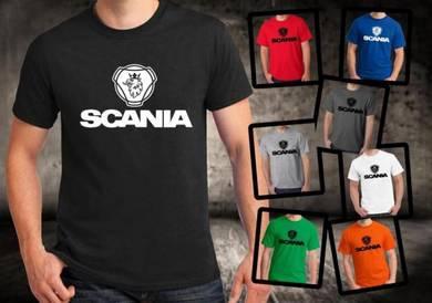 Tshirt Baju SCANIA S2 TSV Siap Pos Laju