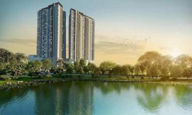 The Hipster Taman Desa Lake Side Condo, 5 mins to Mid Valley