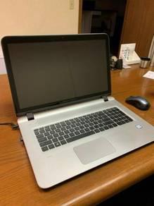 HP Envy Touch Laptop 17t 17.3