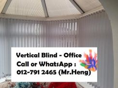 Elite Vertical Blind - With Install QA16