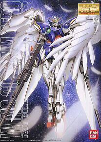 Bandai XXXG-00W0 Wing Gundam Zero Custom (MG)