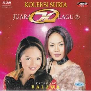 Juara Lagu 2 Balada VCD Siti Nurhaliza Liza Hanim