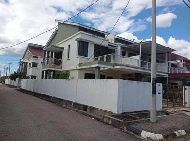 Bandar Perdana Double Storey End Lot For Sale