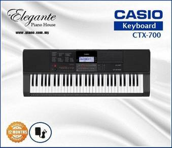 CASIO CTX-700 Keyboard Piano