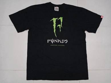Streetwear Punk drunkers khaos skate style L