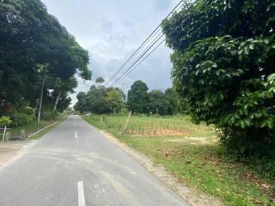 For sale : Tanah lot bungalow ,Beranang ,ulu langat