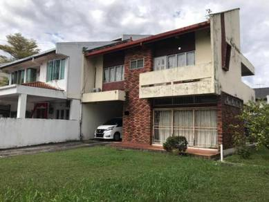 Wide open 2 storey semi-d taman tun dr. ismail - frehold