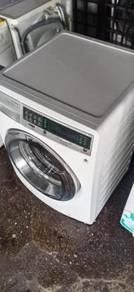 Mesin basuh Electrolux inverter 11.0 kg like new