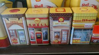 Shell Heritage Canisters Big 2016 Tin