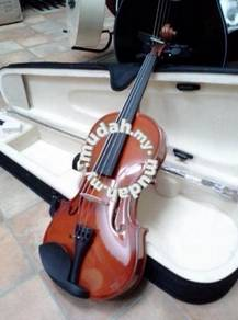 Hyburg Violin 4/4 Saiz Penuh Standard