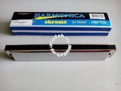 Harmonika 24 Holes Omiya Brand