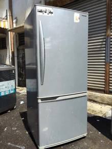 2 doors Peti Sejuk Panasonic Ais Refrigerator