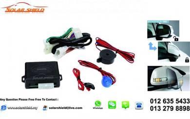 Myvi Icon Alza Brake Lock Side Mirror Auto Fold