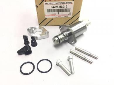 Injection pump control valve kit 1kd / 2kd