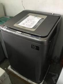 Hitachi 18kg 20kg 24kg Washing Machine Display Set