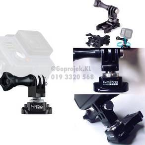 Original GoPro 360 rotation Buckle Ball Joint