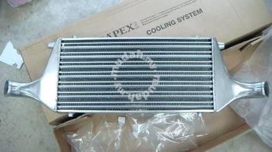 SARD delta fins intercooler SKYLINE 600x300x65
