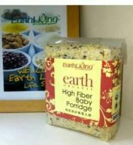 Earth Living High Fiber Baby Porridge
