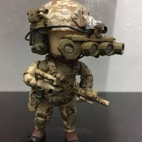 Trickyman seal team 6 squad leader rifleman tm001