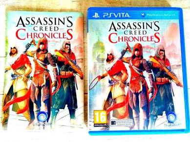 Assassin's Creed Chronicles PS Vita - Hot Game